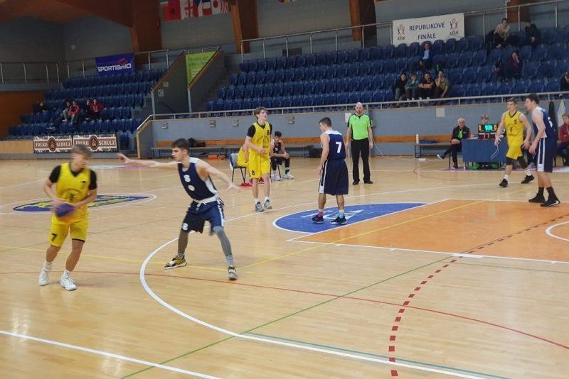Basketbalisté SG postupují na Mistrovství světa!
