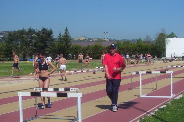 Soustředění atletů San Benedetto