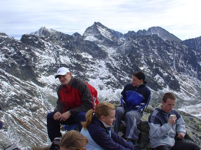 Soustředění atletů Vysoké Tatry