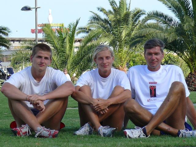 Výcvikový tábor atletů – Kanárské ostrovy