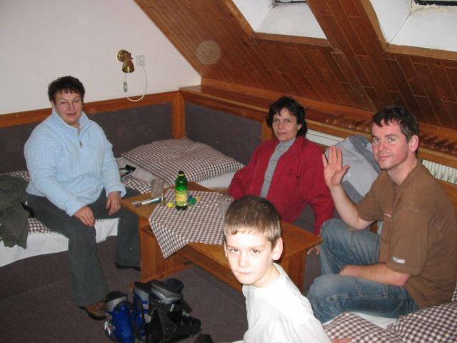Lyžák – Sachovka
