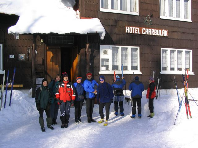 Výpravy týmu KPBLC