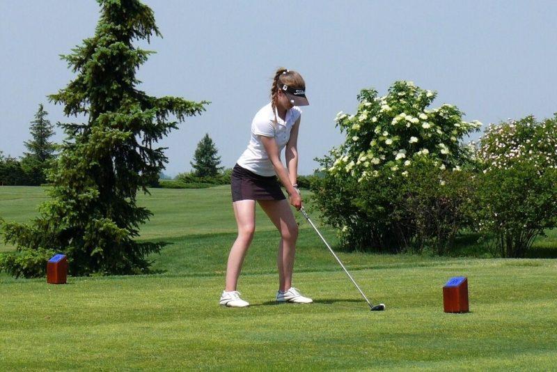 Úspěch golfistů naší školy
