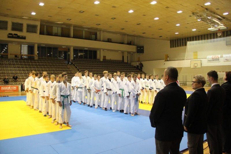 Finále dorostenecké ligy vjudu rozehráno na medaili