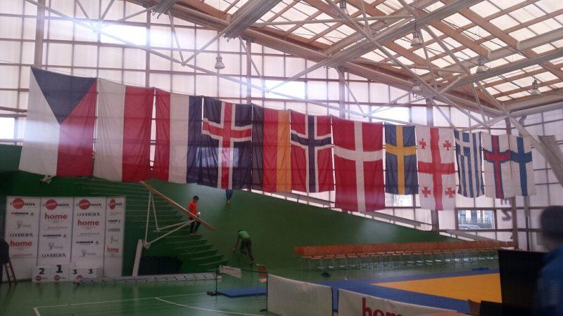 Judisté vyhráli na MT Copenhagen 2018