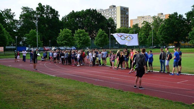 Olympijský den 2017