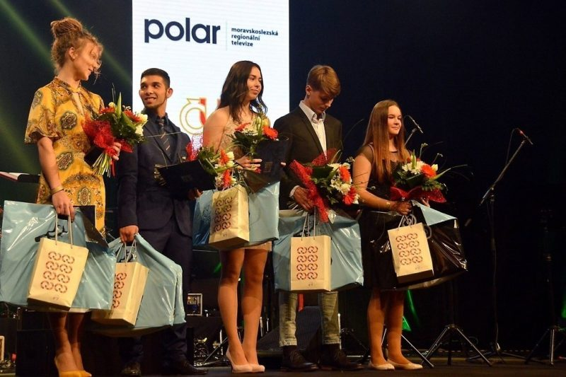 Vyhlášení ankety Sportovec roku Moravskoslezského kraje 2018