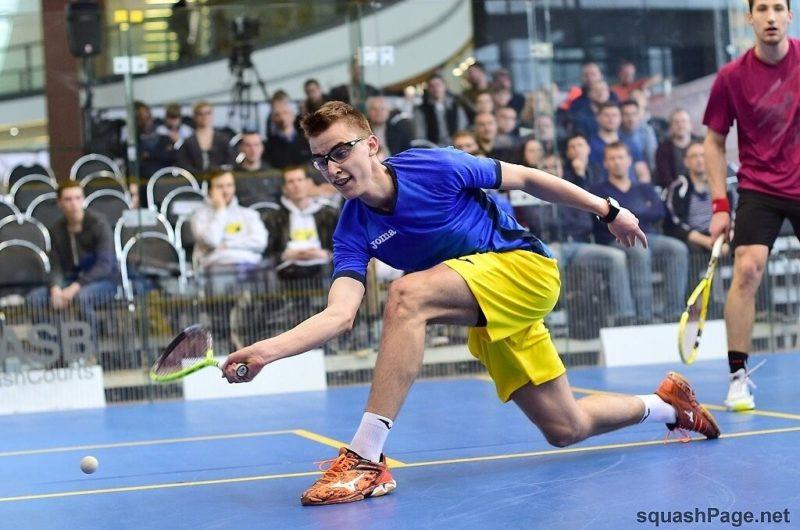 Viktor Byrtus – nová squashová hvězda?