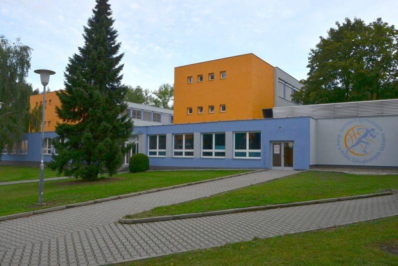Školní areál