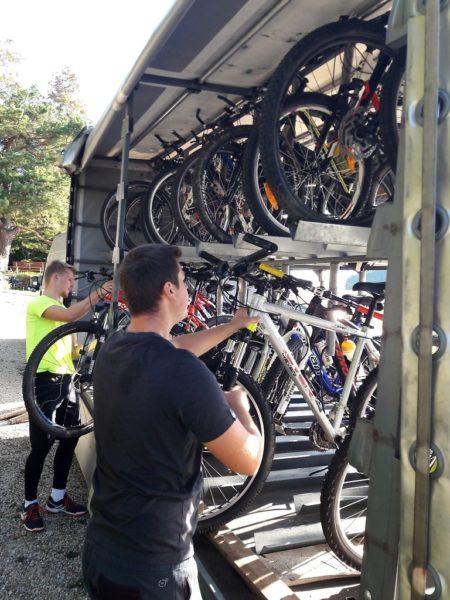 Všesportovní kurz 2018 – Rychleby, Račí údolí