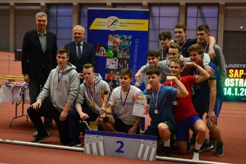 Středoškolský atletický pohár sportovních gymnázií