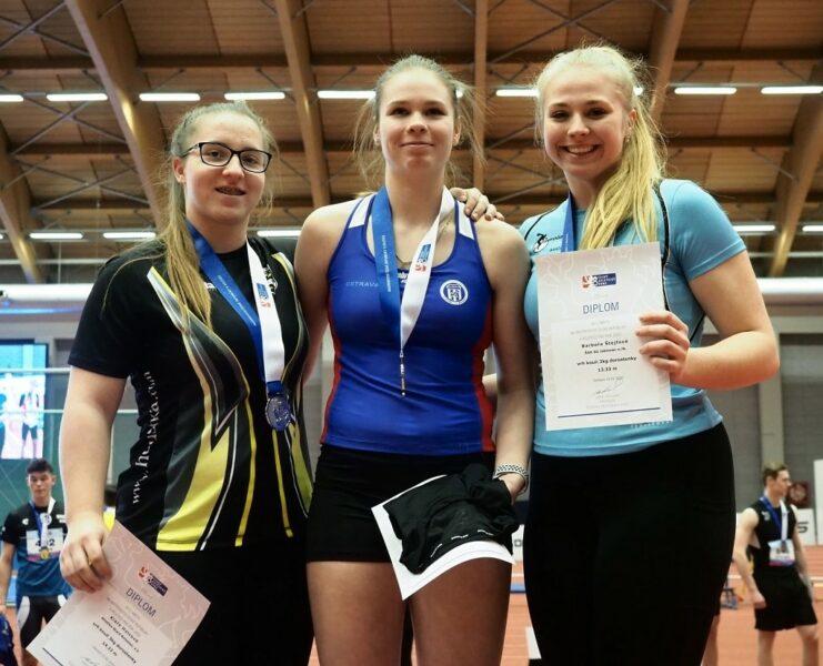 Mistrovství České republiky juniorů, juniorek, dorostenců adorostenek vhale